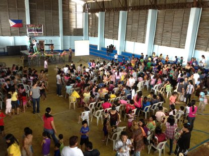 Philippines congregation